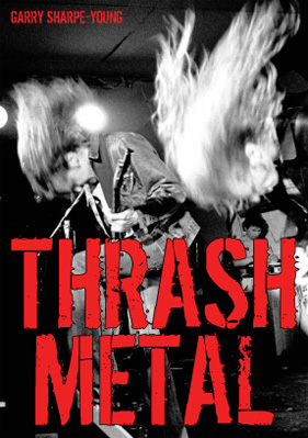 Thrash Metal book front cover